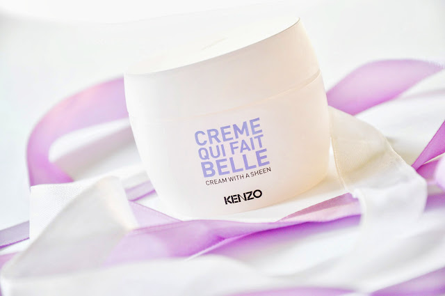 KENZO Creme Qui Fait Belle Lotus Blanc Daily Face Care