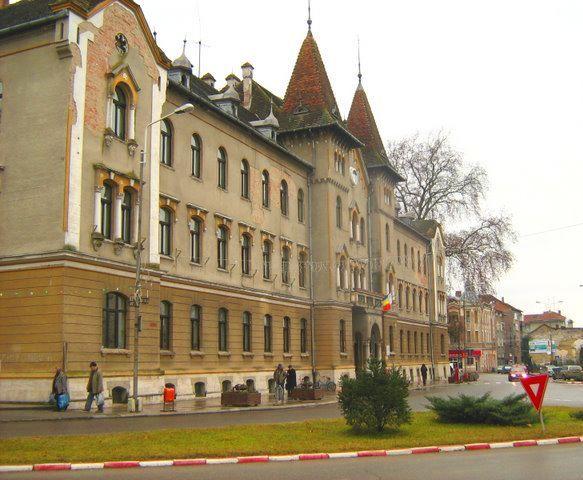 Sediul Central al LDICAR - EUROPA in cladirea administratiei locale -LUGOJ
