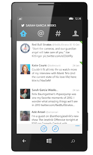 Twitter Blog: An update to Twitter for Windows Phone