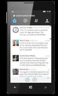 Twitter-клиент для Windows Phone получил важное обновление