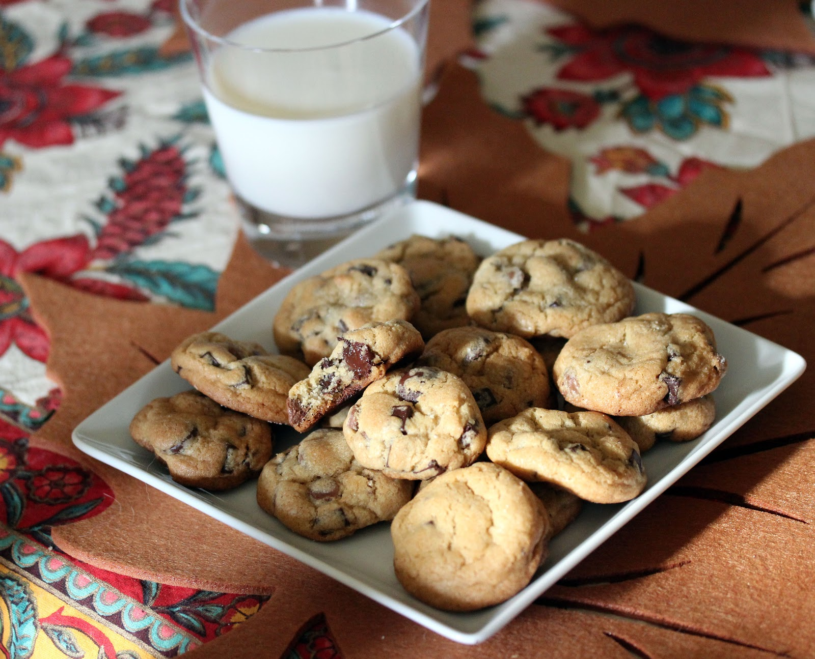 The Dinner Club: Jacques Torres Chocolate Chip Cookies