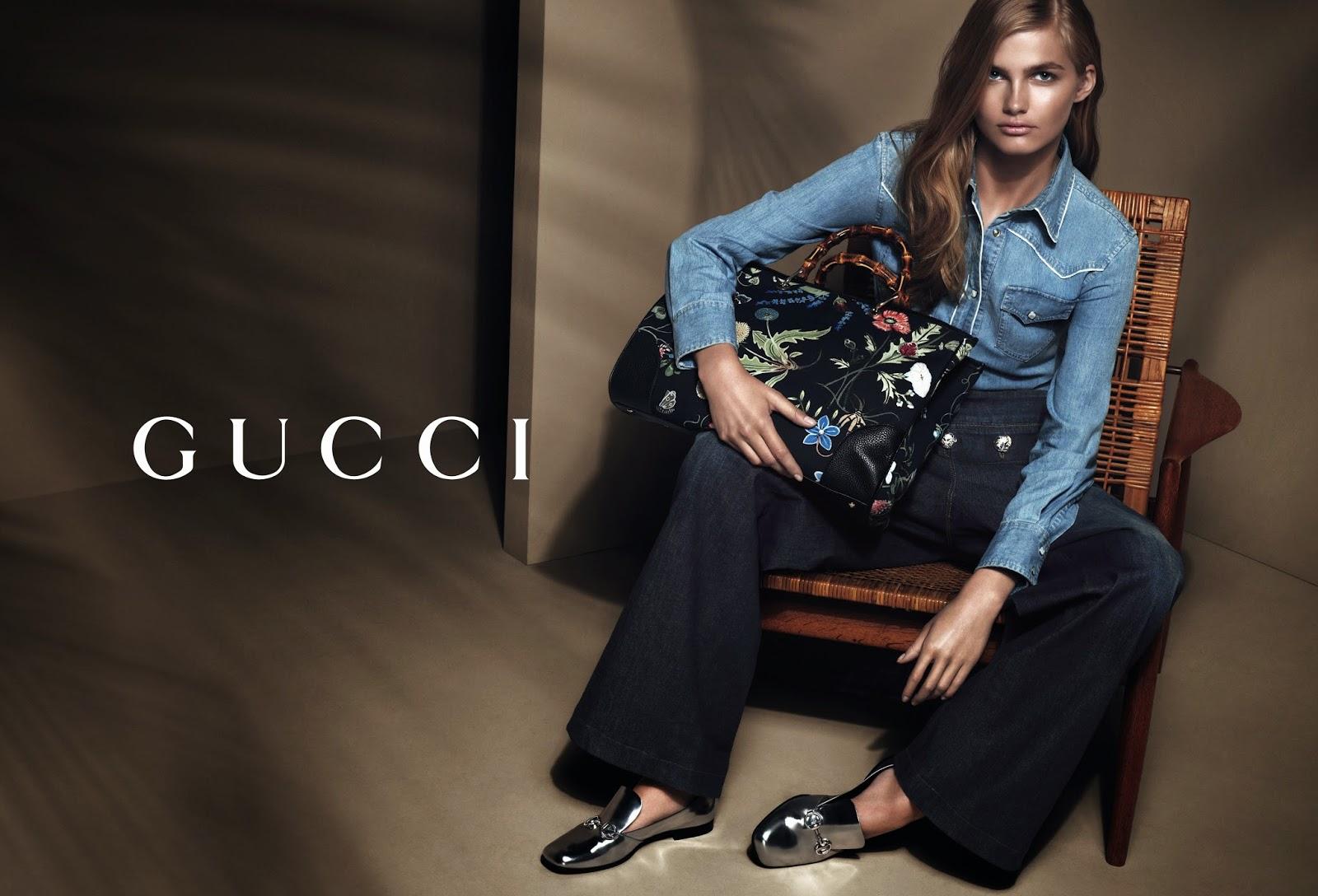 Gucci's Cruise 2015 FULL Ad Campaign!