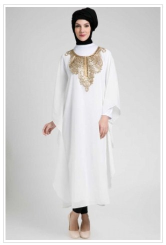 Trend Pakaian Muslim Wanita Arab Model Baru 2016