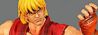 Play Arts Kai Street Fighter Ken