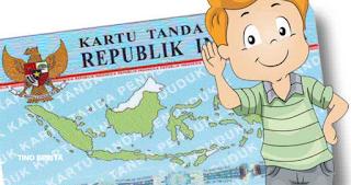 Gambar KTP Untuk Anak-Anak