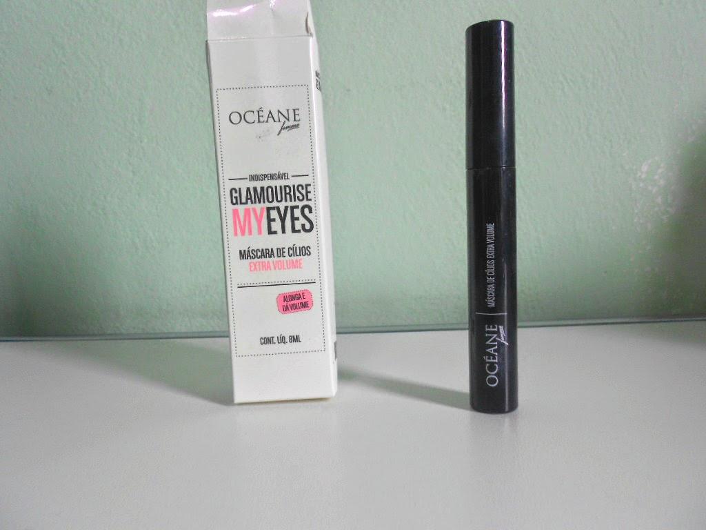 Review: Máscara de cílios extra volume Glamourise Myeyes da Océane Femme