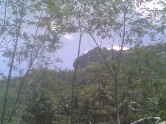 Sejarah Gunung Jaran/Kuda