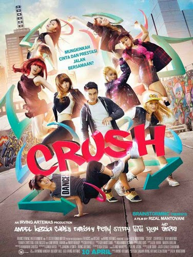 Film CRUSH 2014 di Bioskop