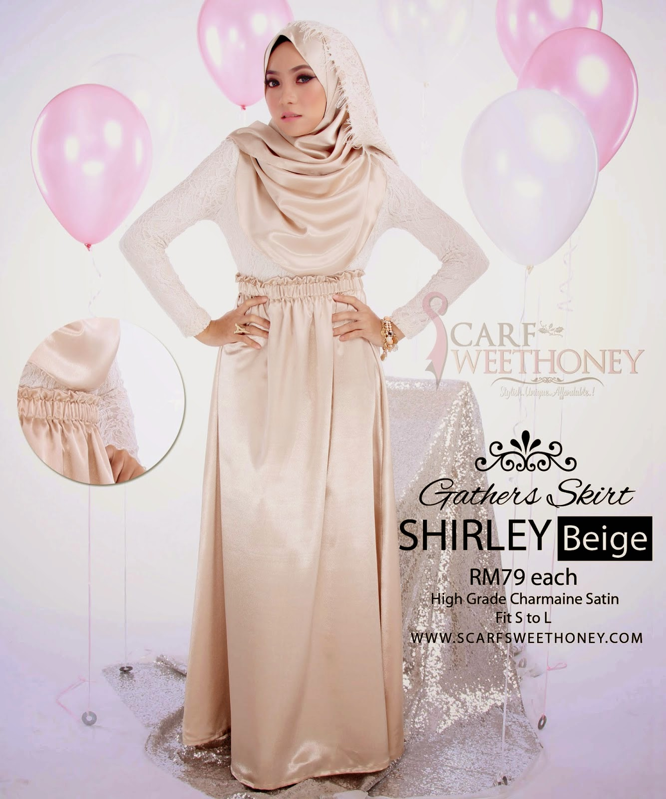 SHIRLEY SKIRT