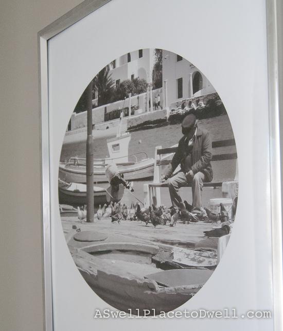 Greek Man Circle Photo