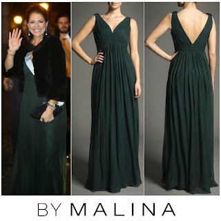 BY MALINA Dress