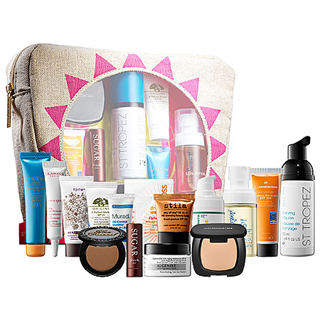 It's here! 2014 Sephora Favorites Sun Safety Kit #sephora #spf