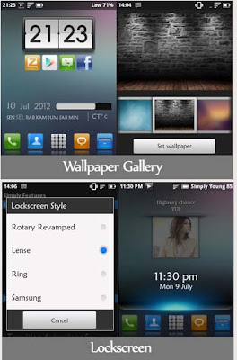 Simply Young Vol 1.7 Custom Rom for galaxy y with 8 Lockscreens