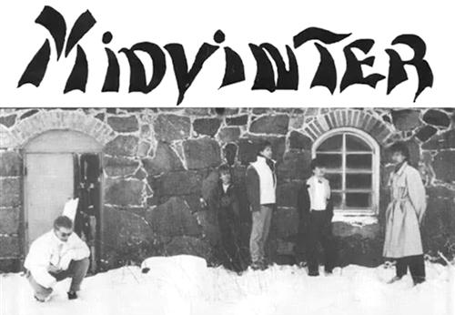 Midvinter - Sound Of Your Voice
