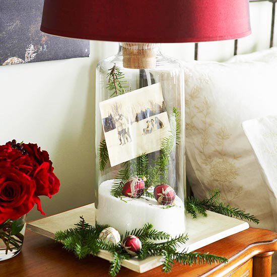 Easy christmas decorating tradition ideas 2012 home for Simple christmas home decorations