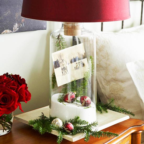 Easy christmas decorating tradition ideas 2012 modern for B q christmas decorations
