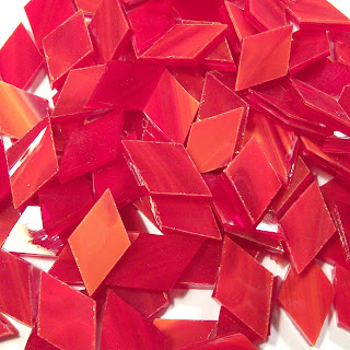 Glass Mosaic Tile Art: Make Mosaics With Stained Glass Patterns