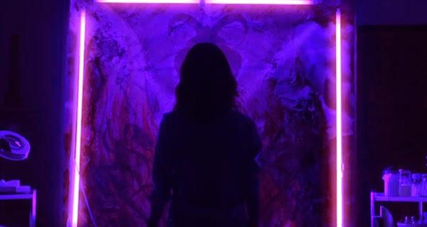 Maribel Verdú en Ultravioleta, el corto de Paco Plaza