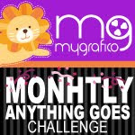 My Grafico Anything Goes Monthly