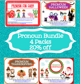http://www.teacherspayteachers.com/Product/Pronoun-Holiday-Bundle-1003756