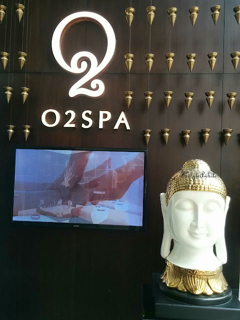 EXPERIENCE: That Elegant Chic at O2 spa, Orion Mall image