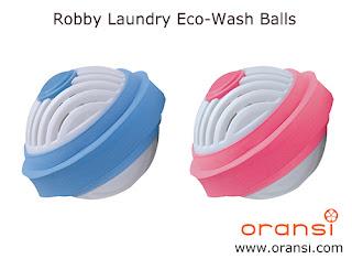 Oransi Robby Laundry Eco-Wash Balls