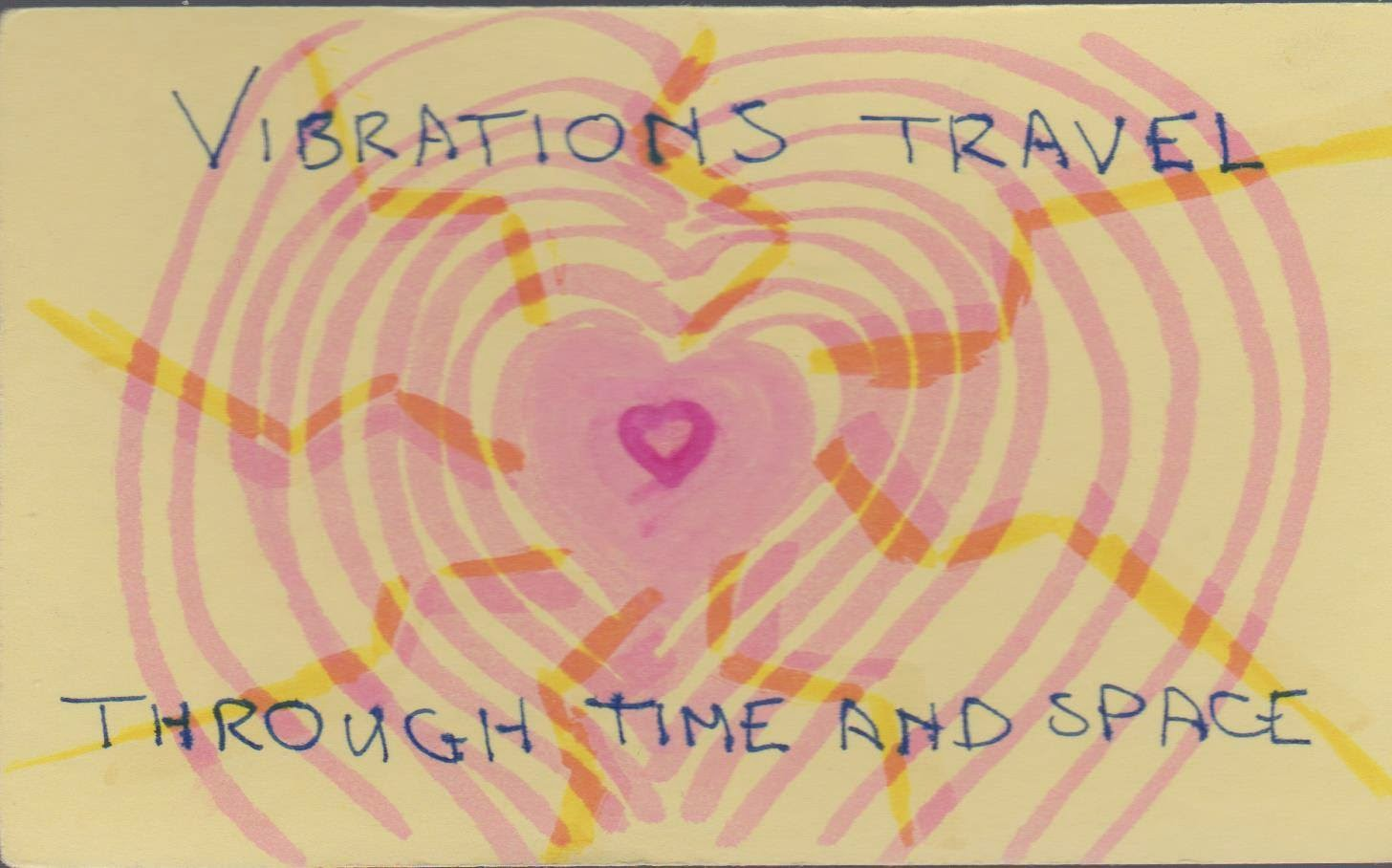 Vibrations Travel