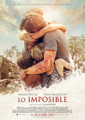 lo imposible pelicula Lo Imposible (2012) DVD HD Full ESPAÑOL 1 Link DESCARGA Por Fin!!! :)