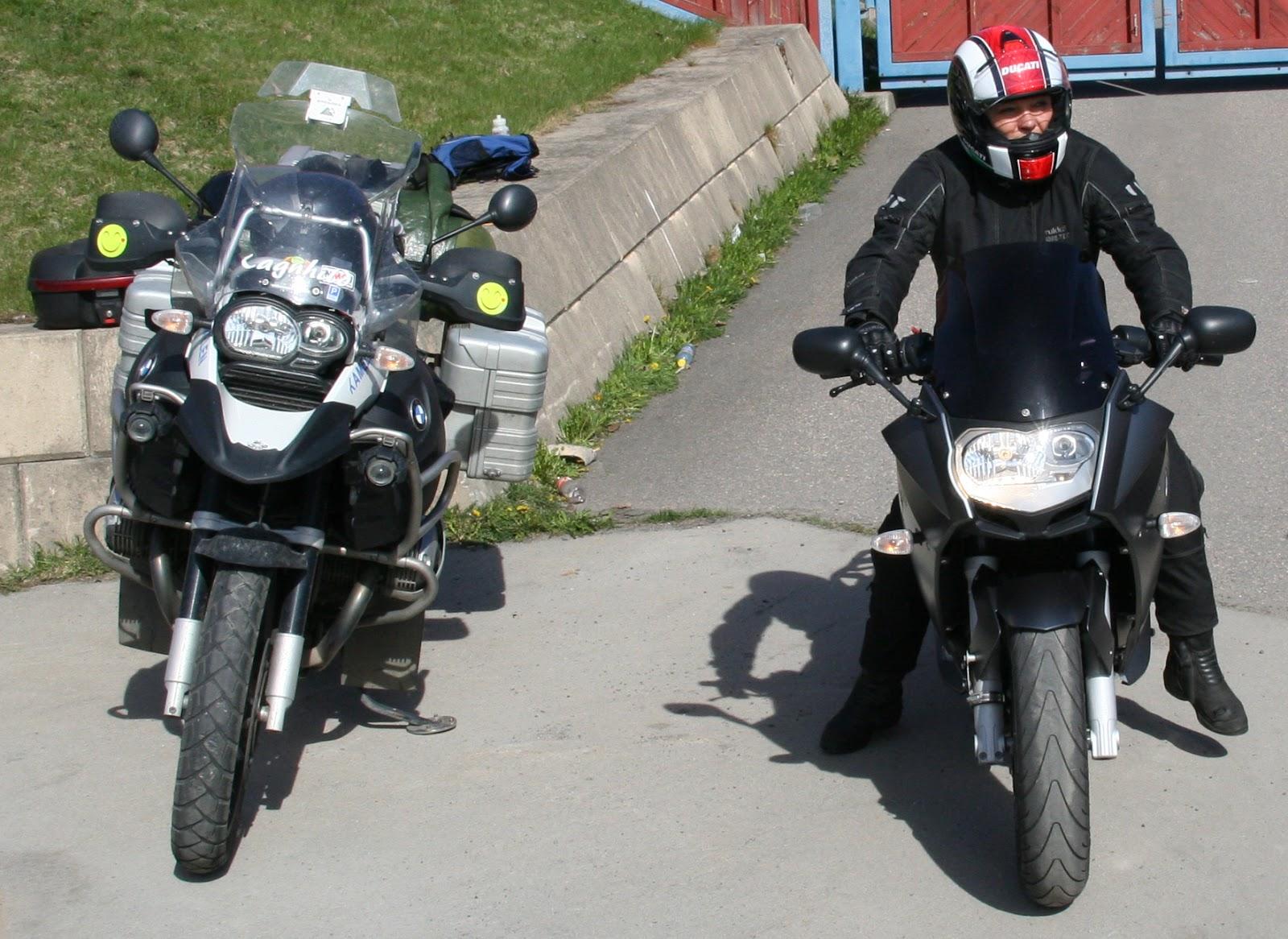 hva heter motorsykkel deler