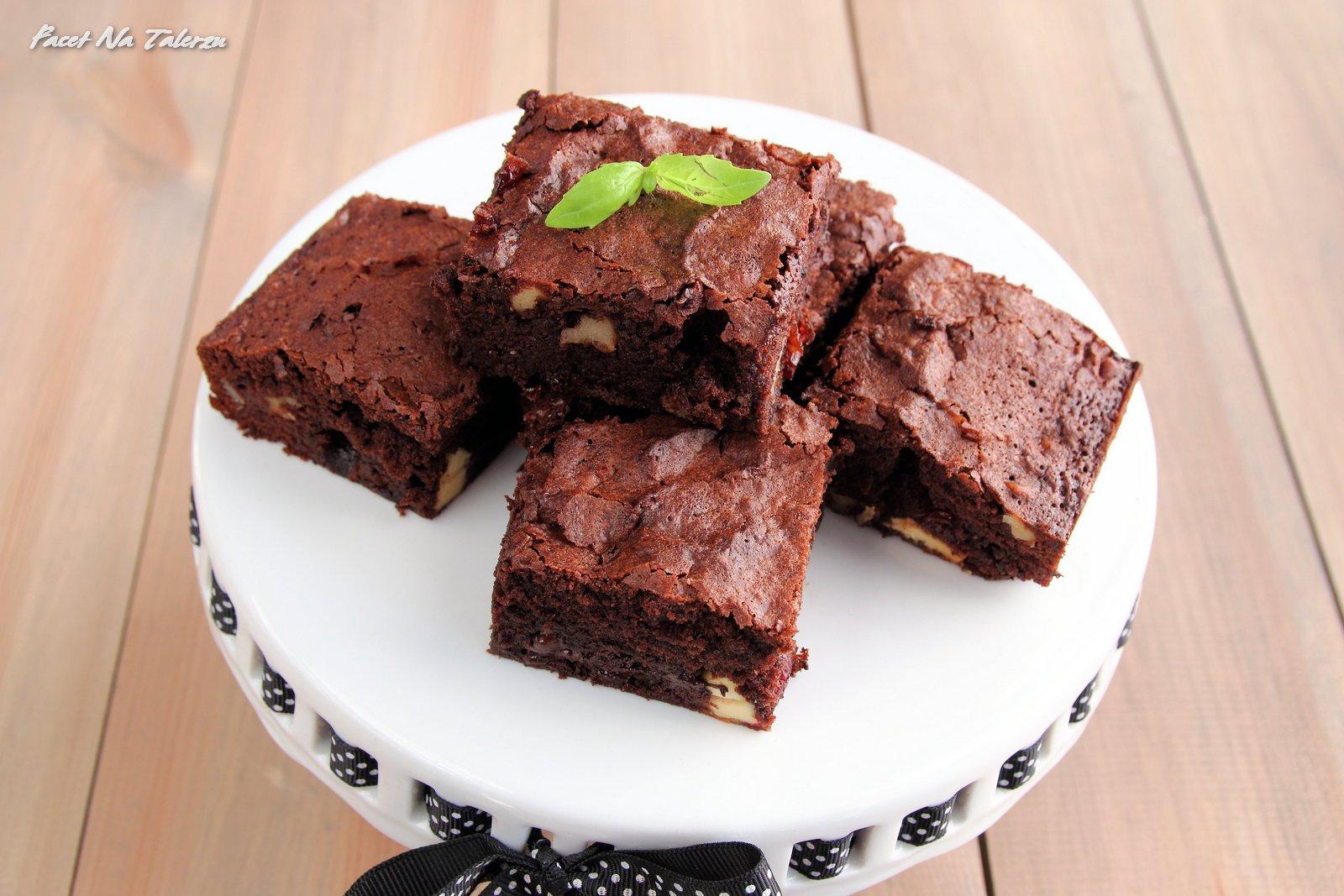 czekoladowe brownie najlepsze