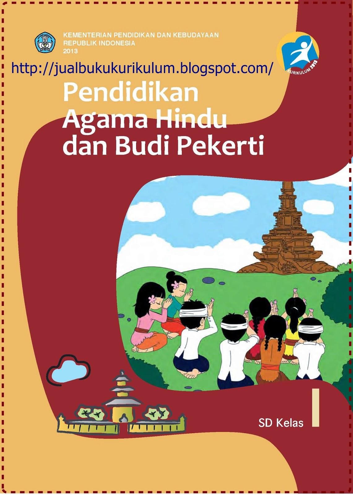 Buku Kurikulum 2013 Sd Kelas 1 Distributor Buku Kurikulum Distributor Buku Pramuka Buku