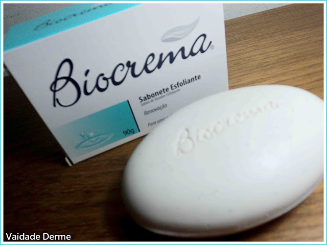 Sabonete Corporal Esfoliante da Biocrema