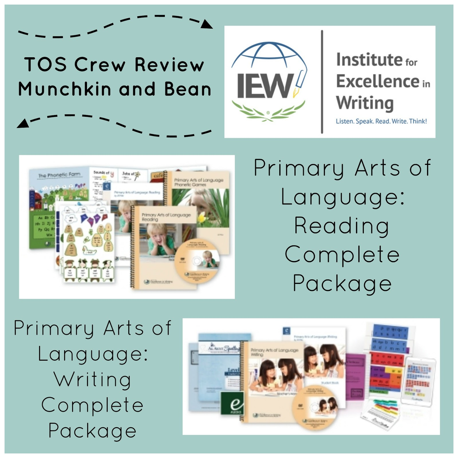 institute for excellence in writing reviews