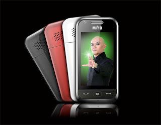 harga baru Mito 833