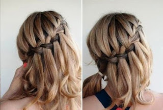 Gaya Rambut Kepang Anak Perempuan