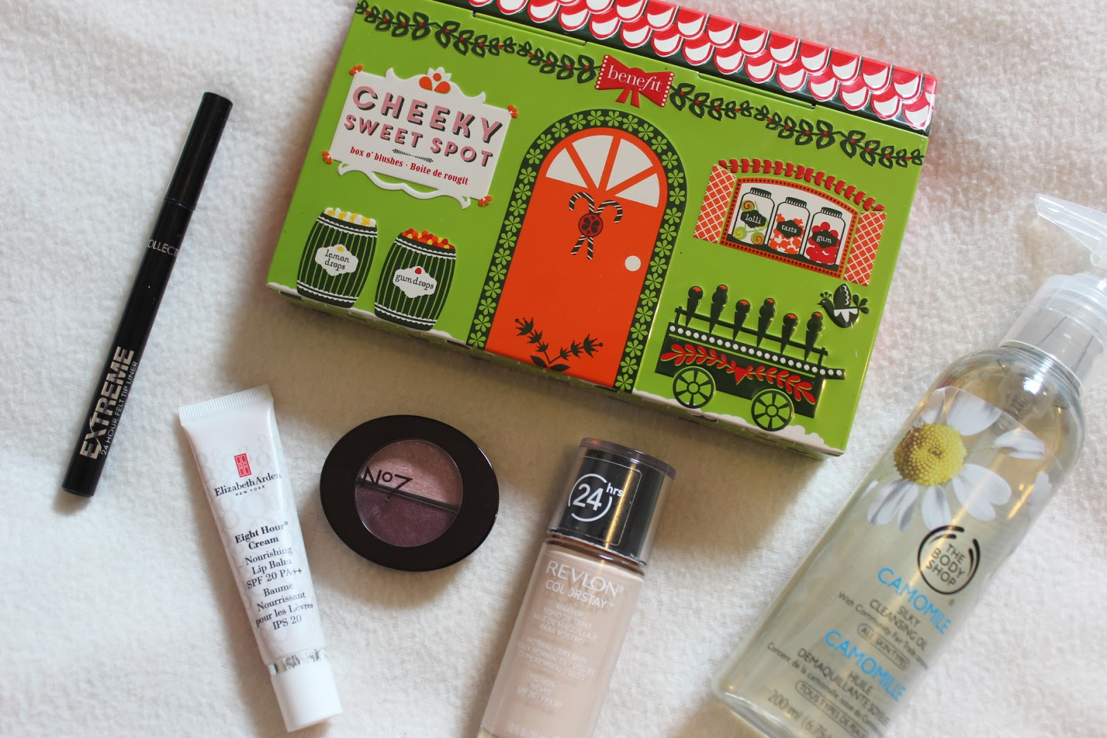 October Beauty and Makeup Favourites 2014
