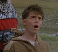 Matthew Broderick como Phillipe Gaston no filme O feitiço de Áquila