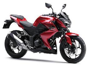 z250 Red