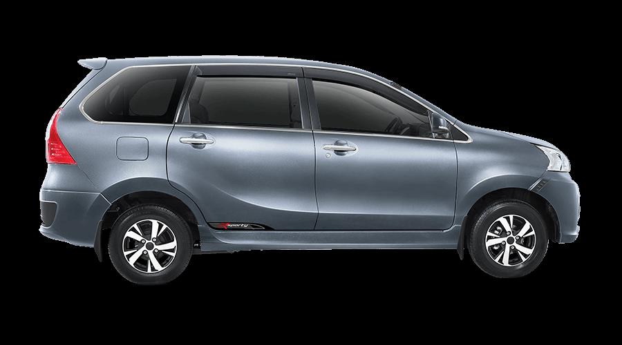 Daihatsu Xenia Dark Grey Metallic