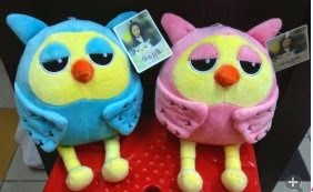 Boneka Roumang Owl Planet Hadiah Unicorn Despicable Kaskus