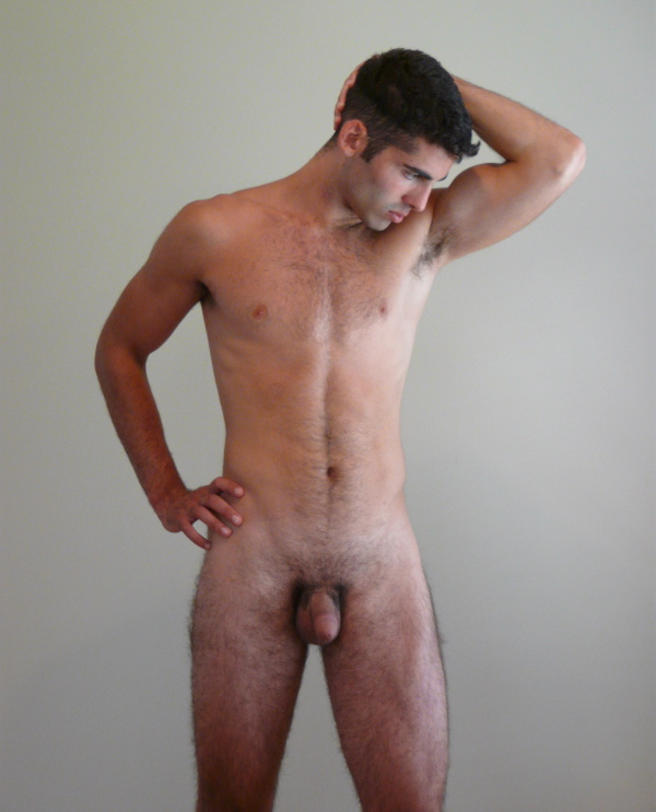 Amateur men with average size dicks nude 5