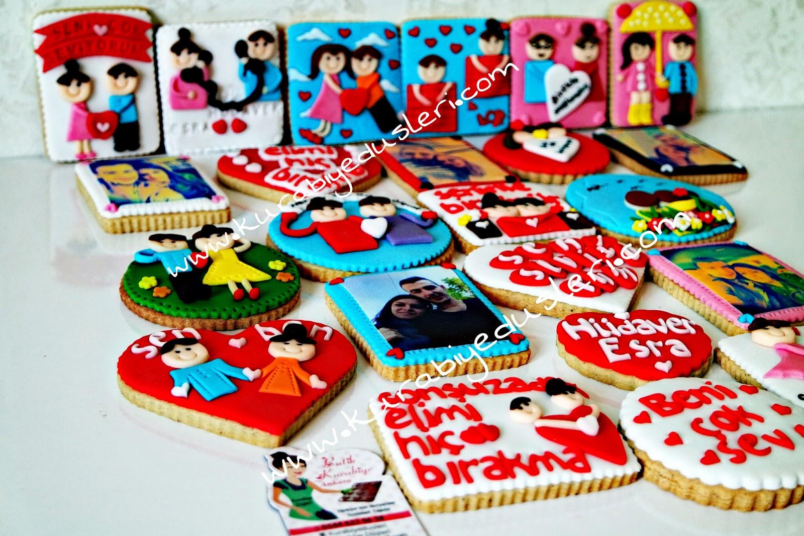 Sevgiliye kurabiye