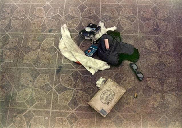 Kurt Cobain scena suicidio 7