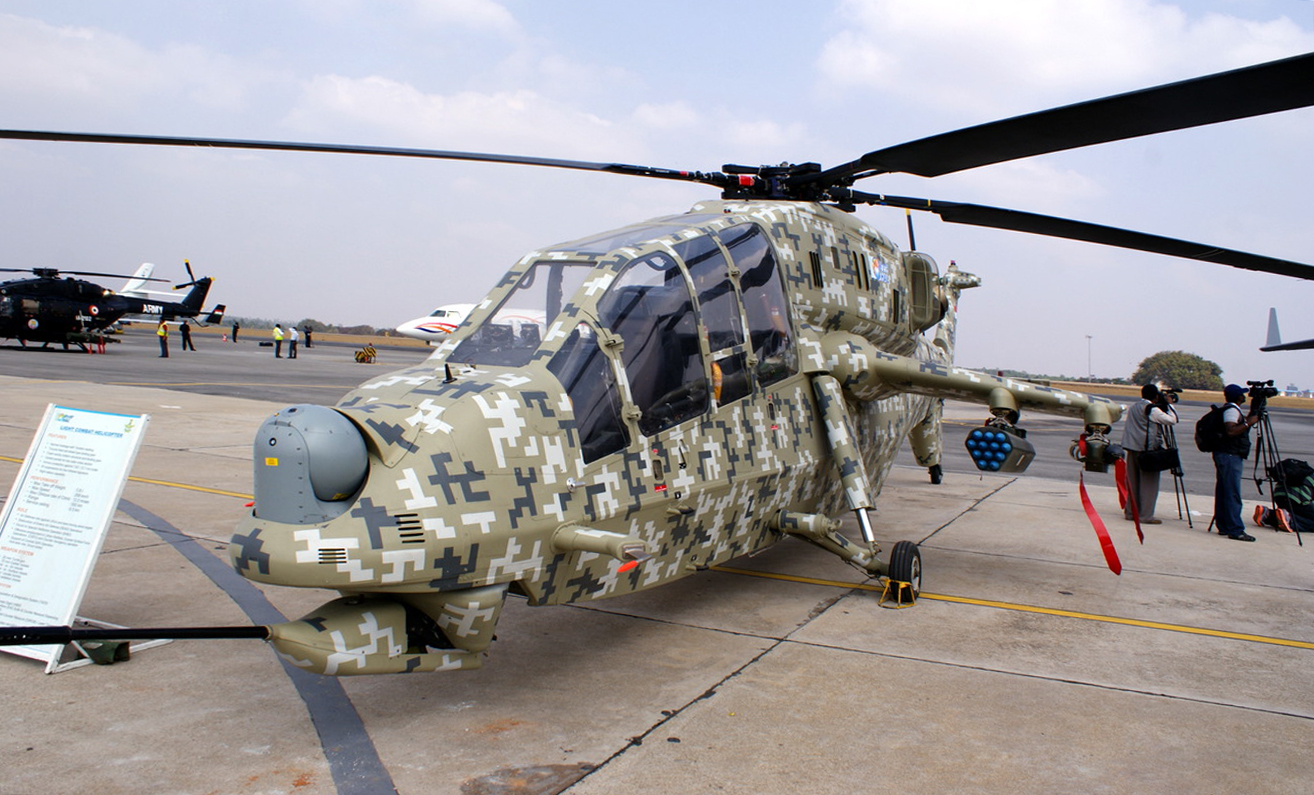 Indian Light Combat Helicopter (LCH) | Global Military Review