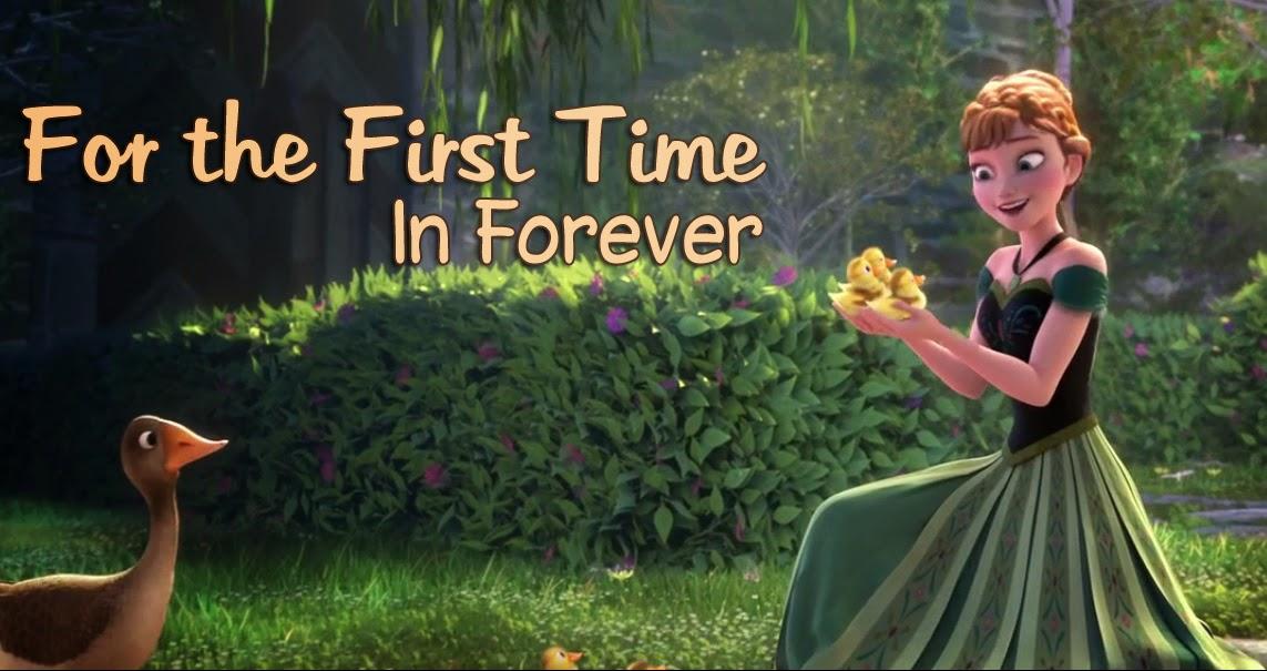 Lirik dan Terjemahan Lagu For the First Time in Forever - Idina Menzel ...