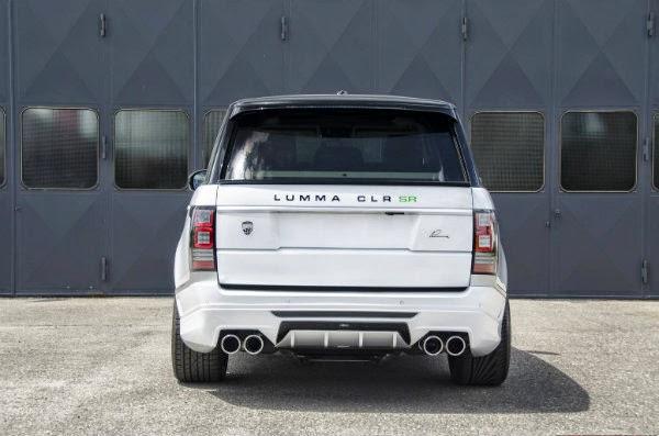 Lumma Design Range Rover Vogue CLR SR 5