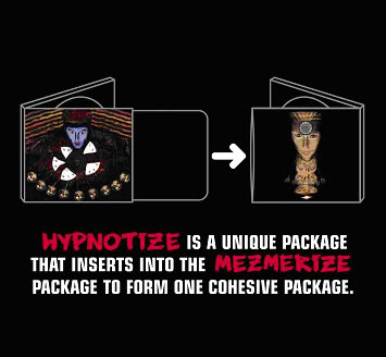 mesmerize hypnotize