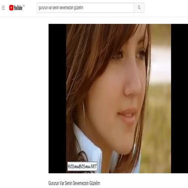 youtube com - gururun var senin sevemezsin güzelim