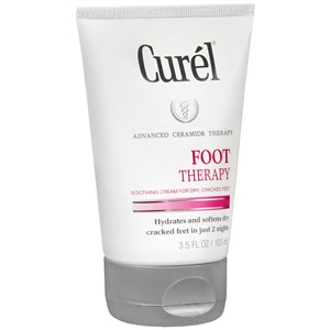 Curel, Curel Targeted Therapy Foot Therapy, foot cream, moisturizer, lotion, body lotion, skin, skincare, skin care