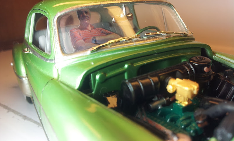 OldsMobile 1950 Coupe 20150705_164225